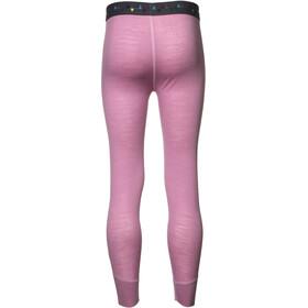 Isbjörn Husky Longjohn Baselayer Barn dusty pink